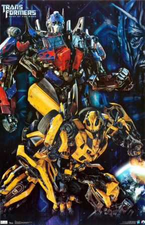Dark Of The Moon Promotional Posters Transformers News