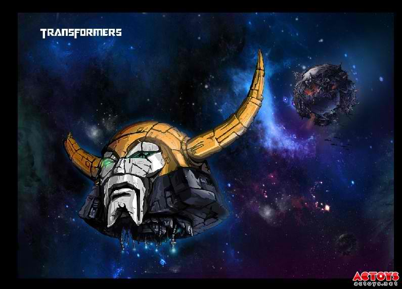 Third Party Unicron Head Coming - Transformers News - TFW2005
