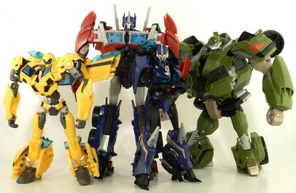 Transformers Prime First Editions Officially Canceled for