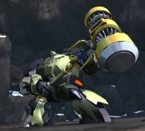 """Transformers Prime """"Legacy"""" Extended Description"""