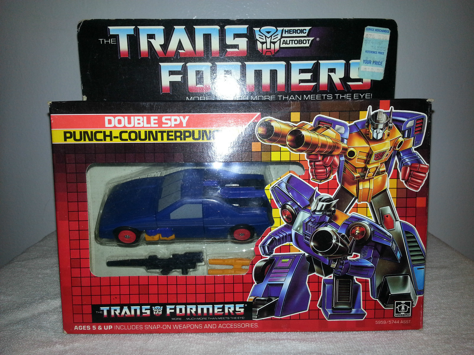 Featured Ebay Auctions Transformers Starting Under 10