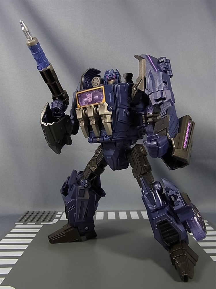 How Much Is A Paint Job >> Takara Generations Soundwave Gallery - Transformers News - TFW2005
