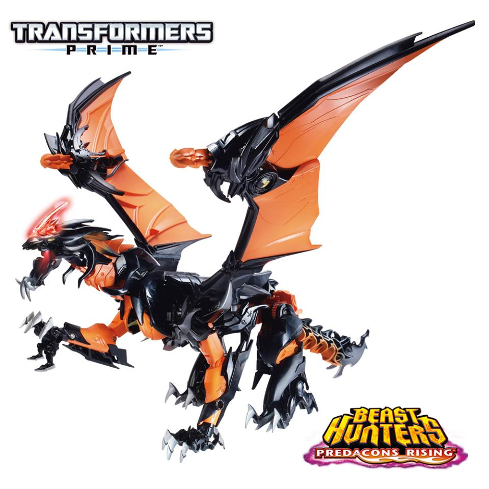 Predacons Rising Beast Hunter Redeco Images Transformers
