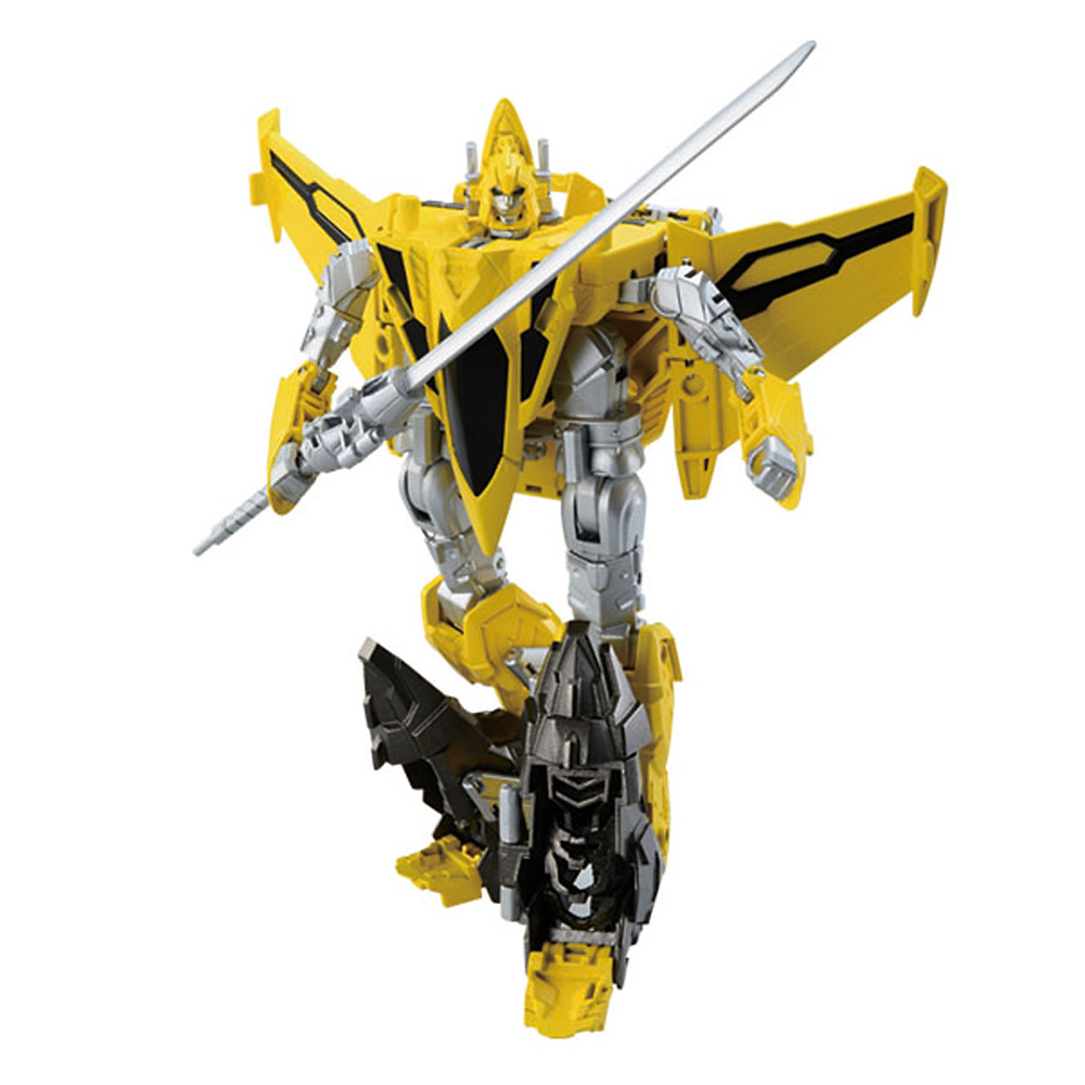 Transformers Go Autobot Samurai And Gaidora Official