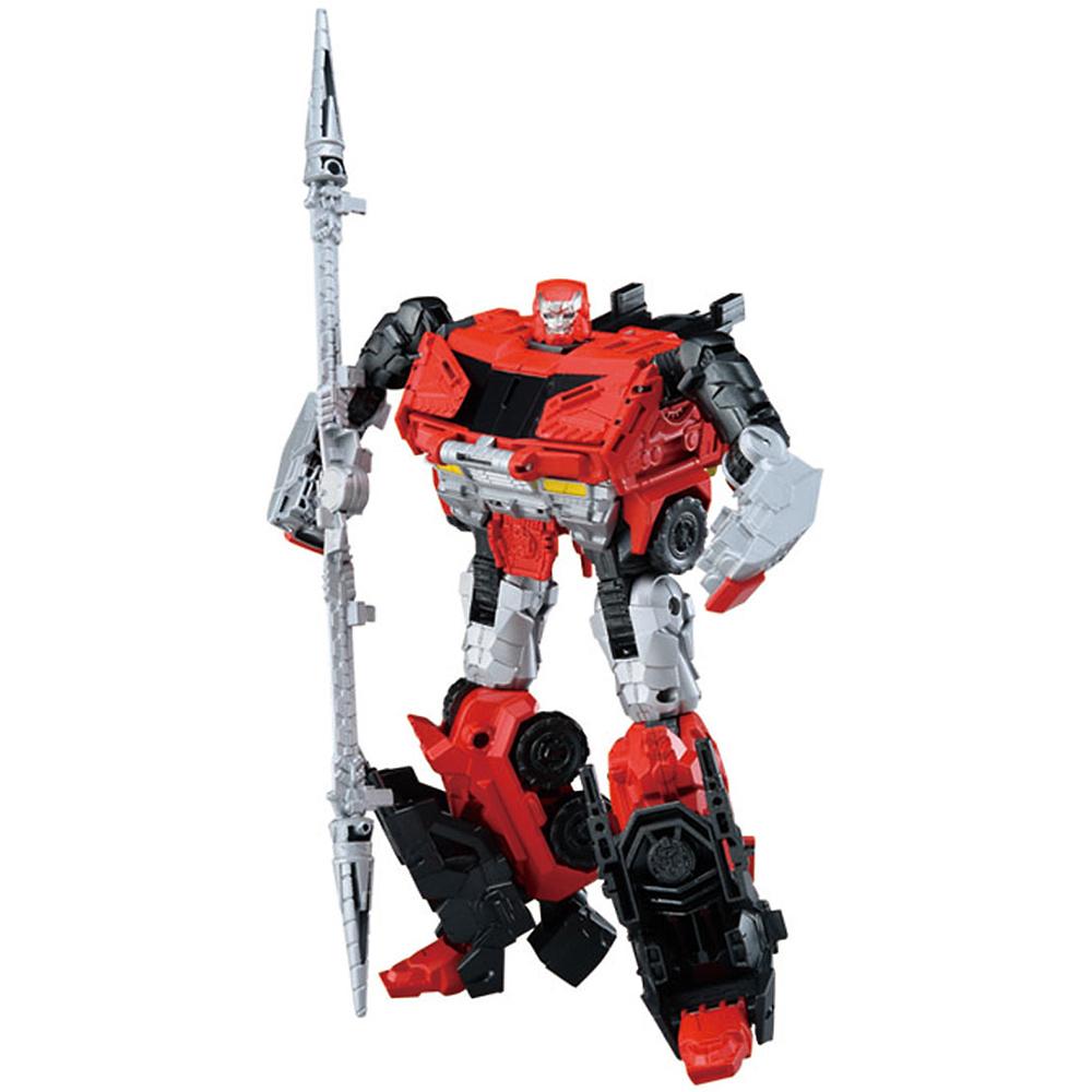 Transformers Go Autobot Samurai And Gaidora Official