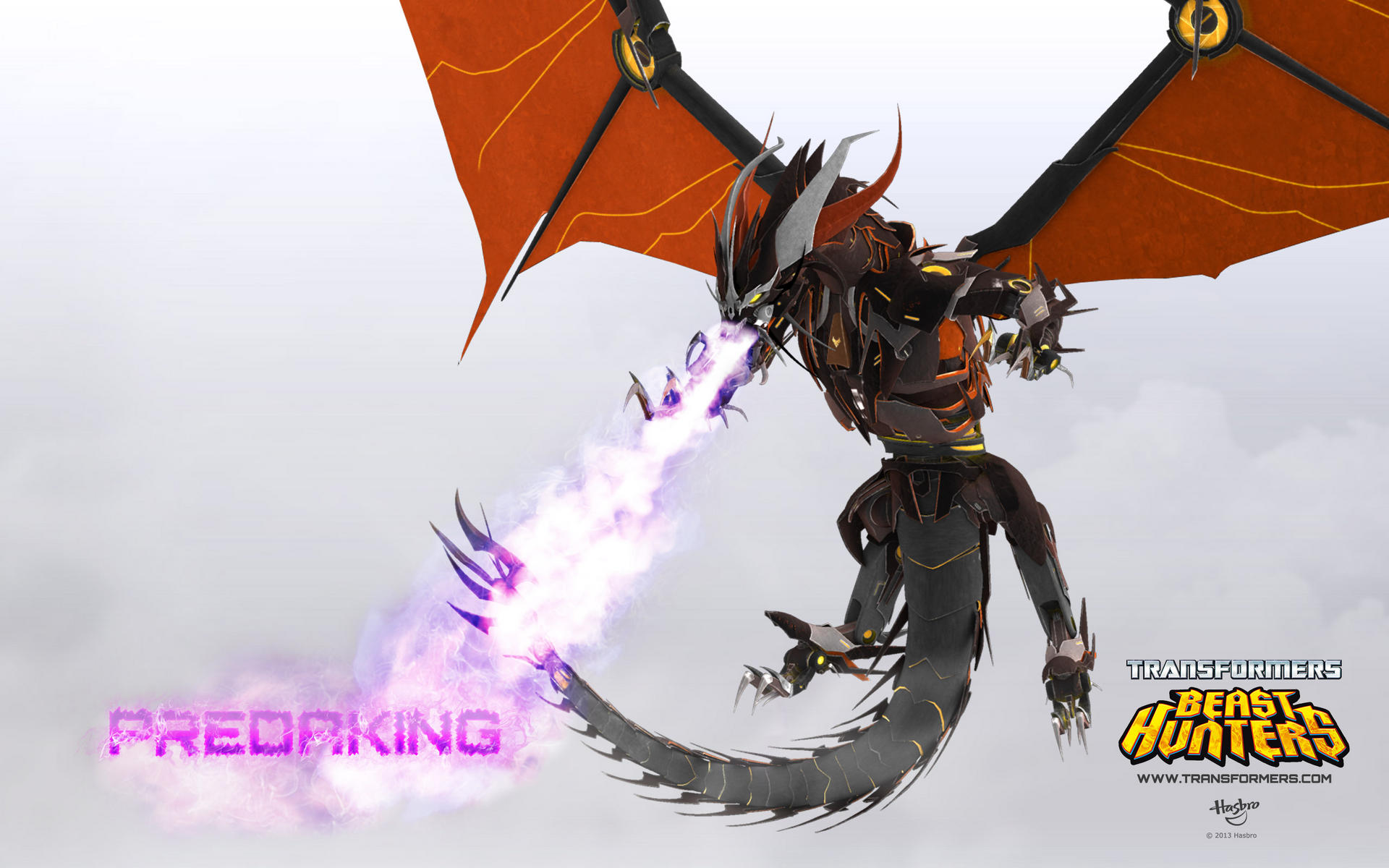 transformers prime beast hunters predaking