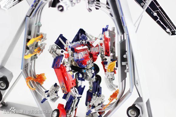 Prime Toys Dark Of The Moon Optimus Prime Trailer