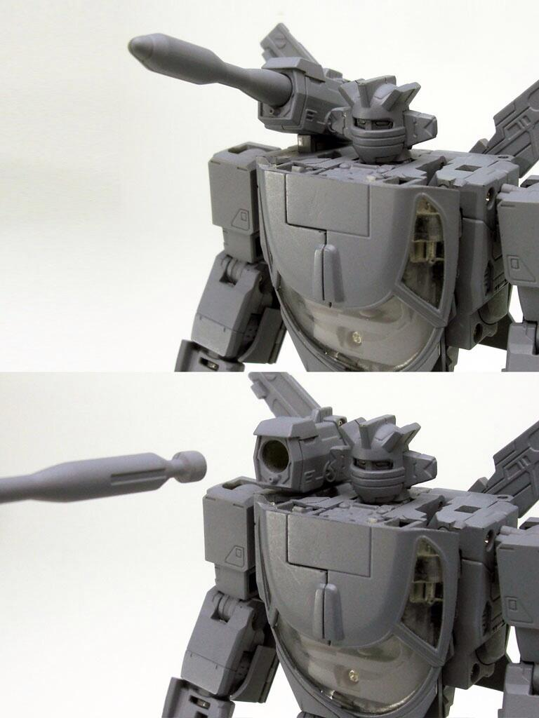 Transformers Masterpiece MP-20 foil jack