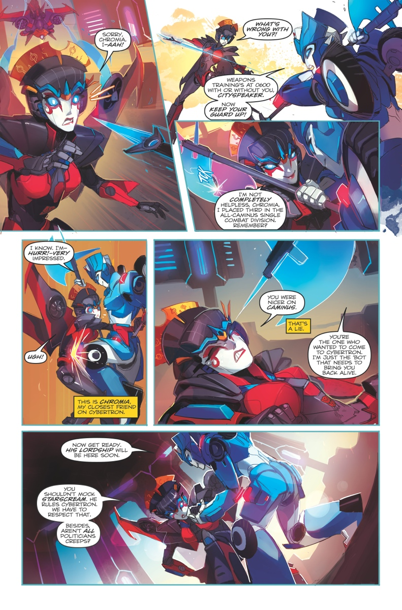 transformers windblade preview transformers news
