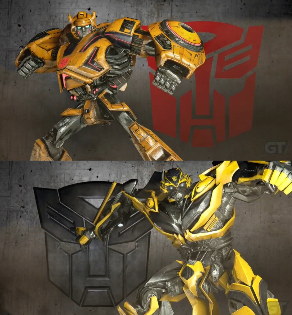 Transformers Rise Of The Dark Spark Bumblebee Trailer