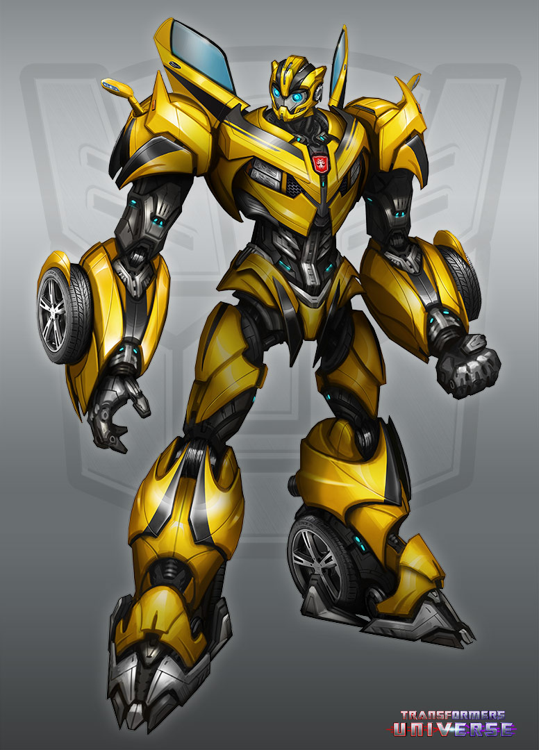 transformers universe bumblebee optimus prime and. Black Bedroom Furniture Sets. Home Design Ideas
