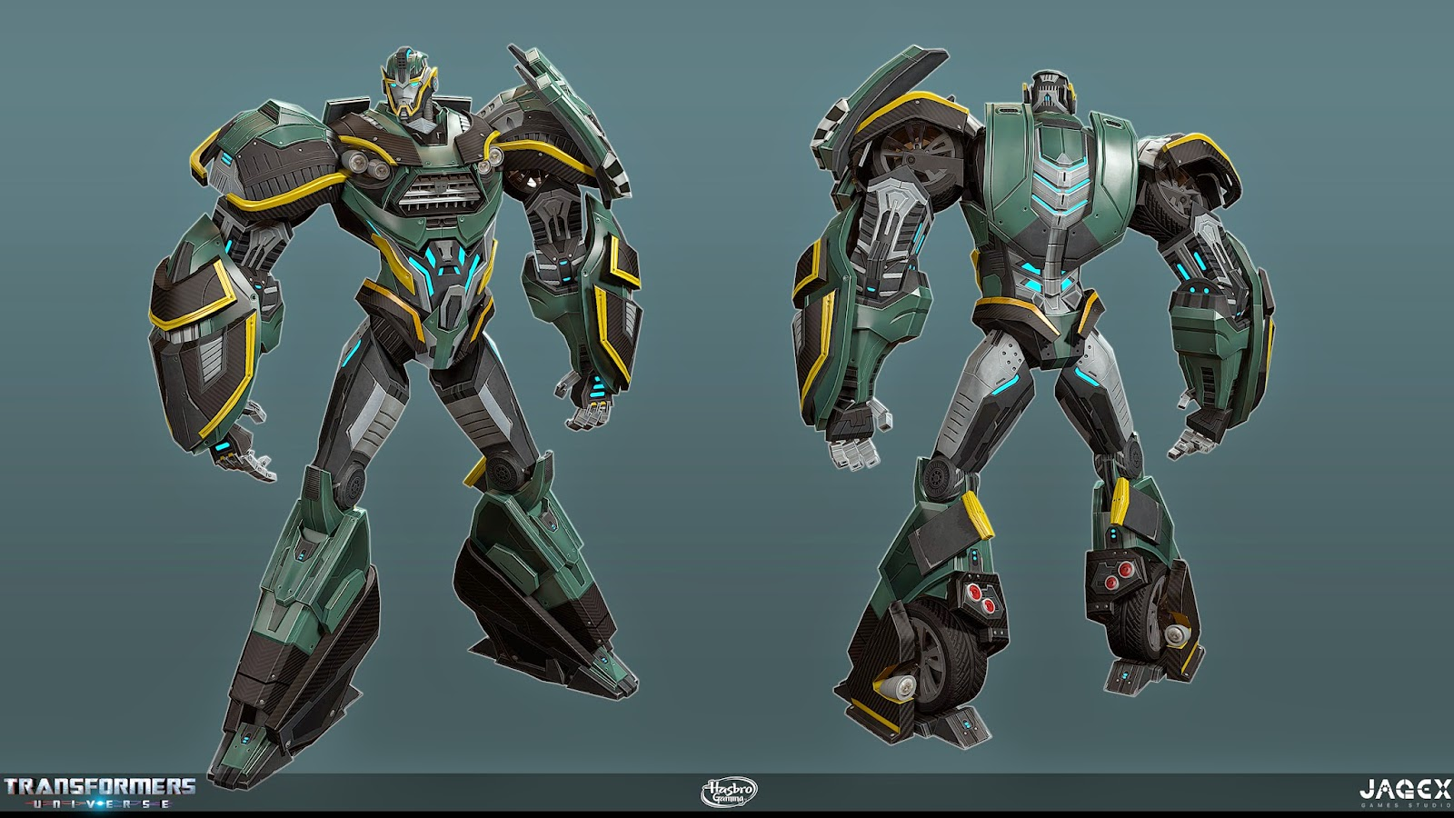 jagex transformers universe concept artwork including