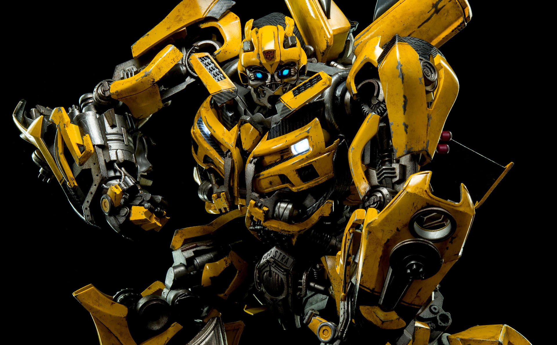 New images and info of 3a transformers dark of the moon bumblebee transformers news tfw2005 - Images of bumblebee from transformers ...