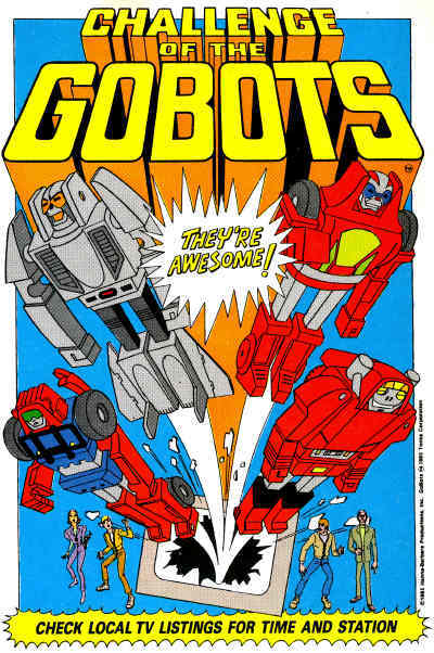Hasbro Applies For A Go Bots Movie And Toyline Trademark