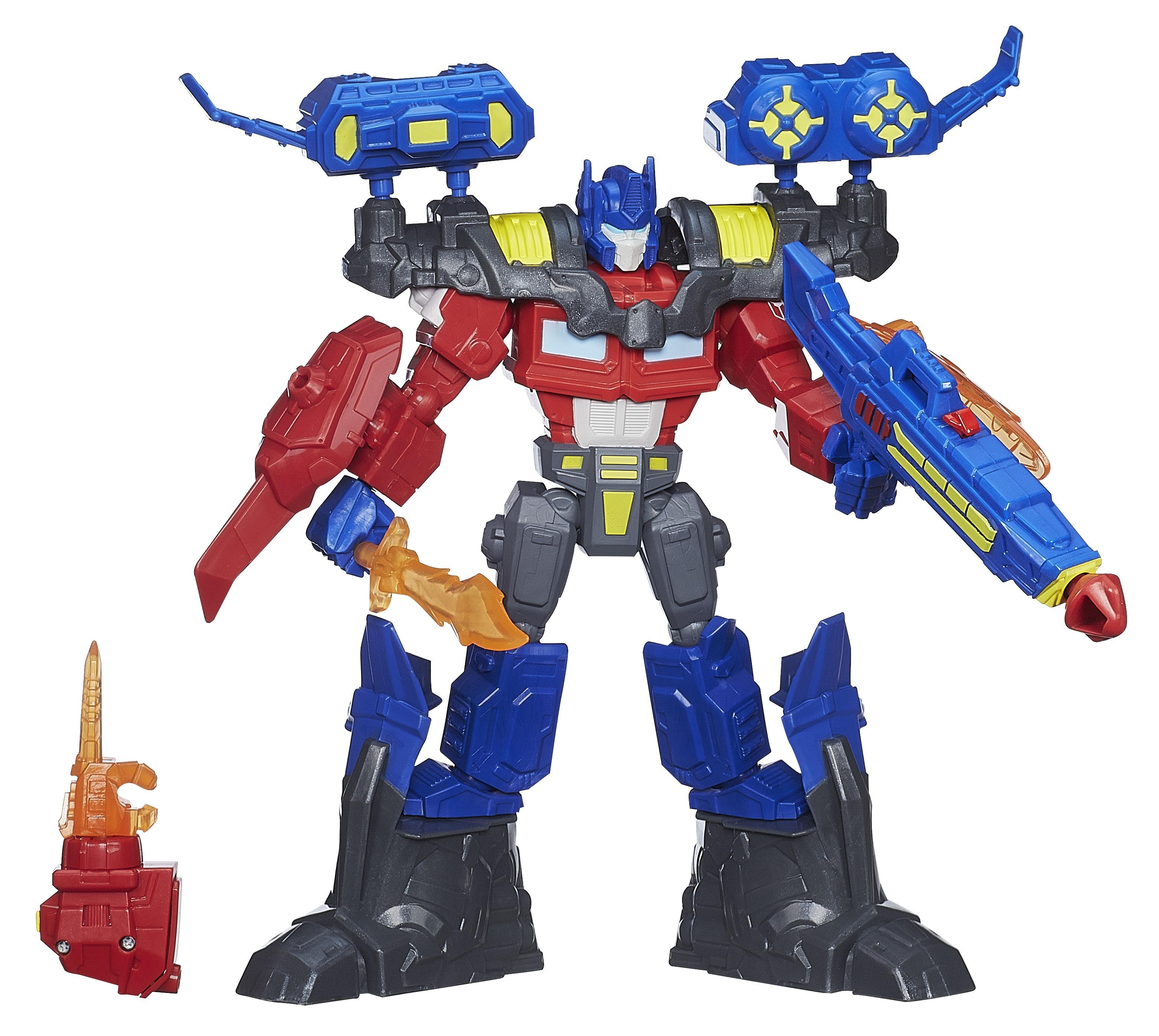 Hasbro Toy Fair 2015 Press Release: TRANSFORMERS HERO ...