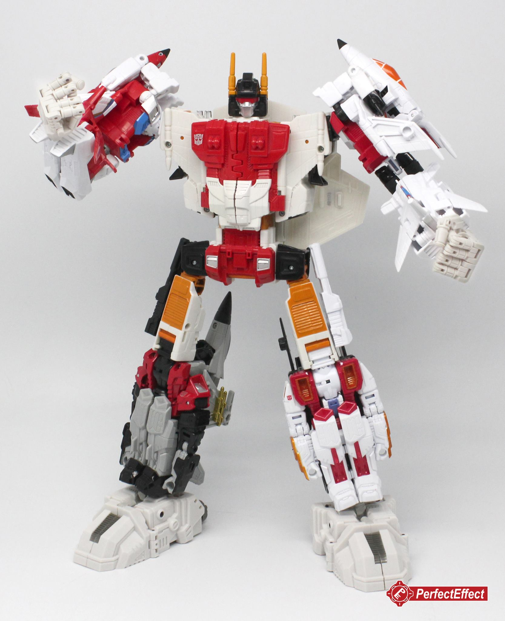 Transformers AMO PC-03 Combiner Upgrade Set:Superion Set In stock