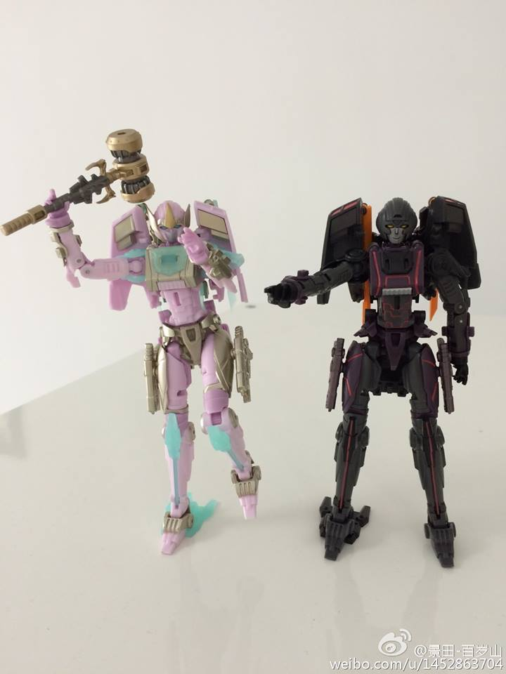 Walmart Seller Central >> In Hand Pictures of MMC's Salvia Prominon (Solus Prime ...