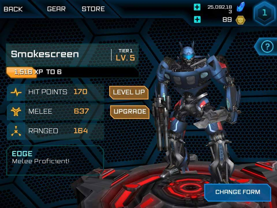 transformers age of extinction the game
