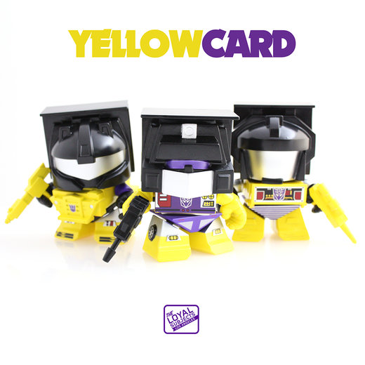 SDCC 2015 Transformers Yellow Construction 3-Pack