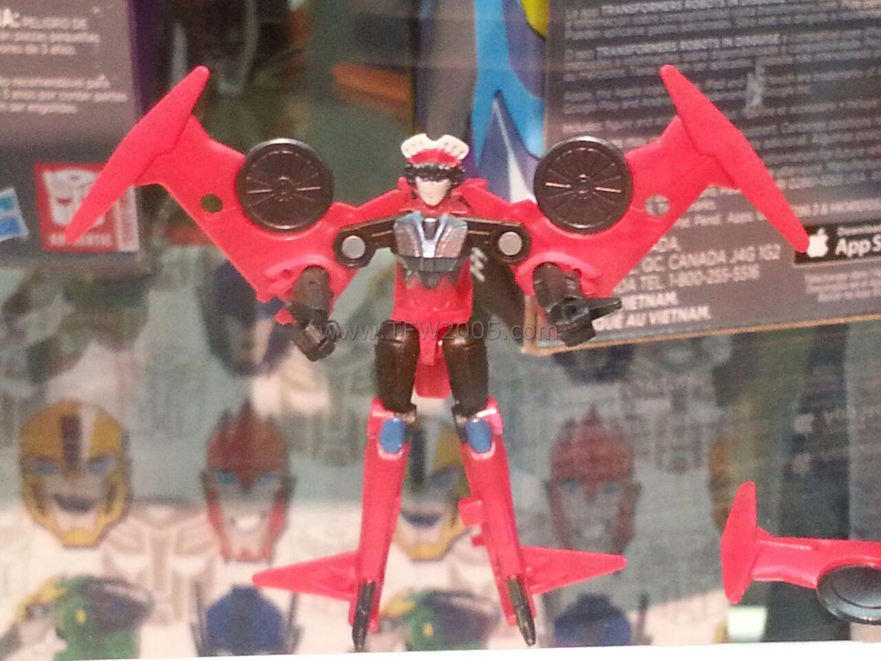 Transformers Robots in Disguise windblade RiD Warrior 2015