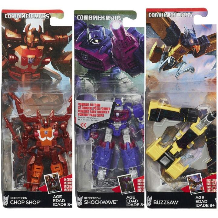 Transformers Generations Combineur Wars Legends Class Shockwave G1 Classics