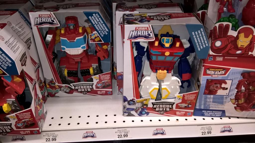 Playskool Heroes Transformers Rescue Bots High Tide