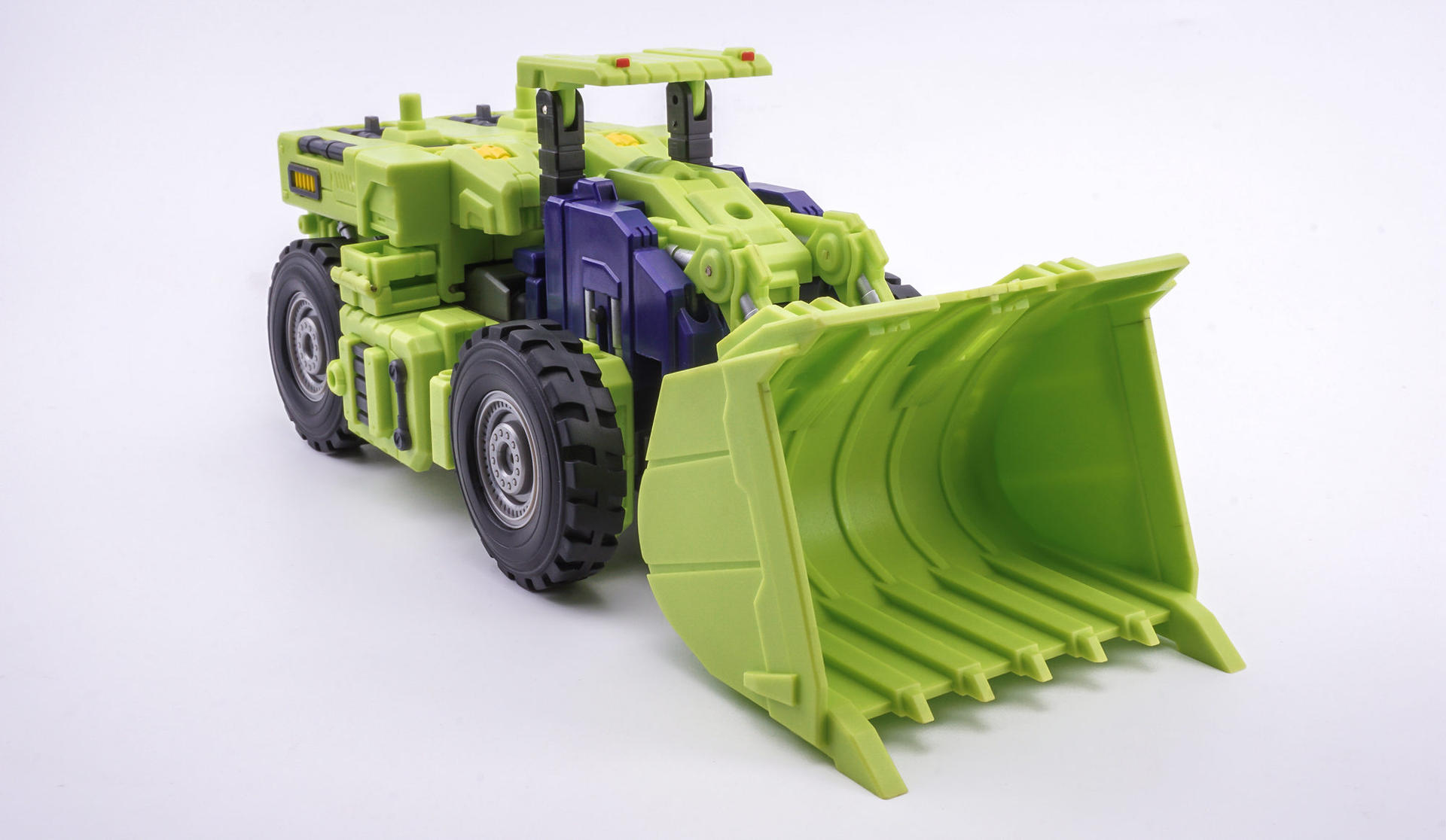 ToyWorld Constructor Update With Color Images Of Concrete