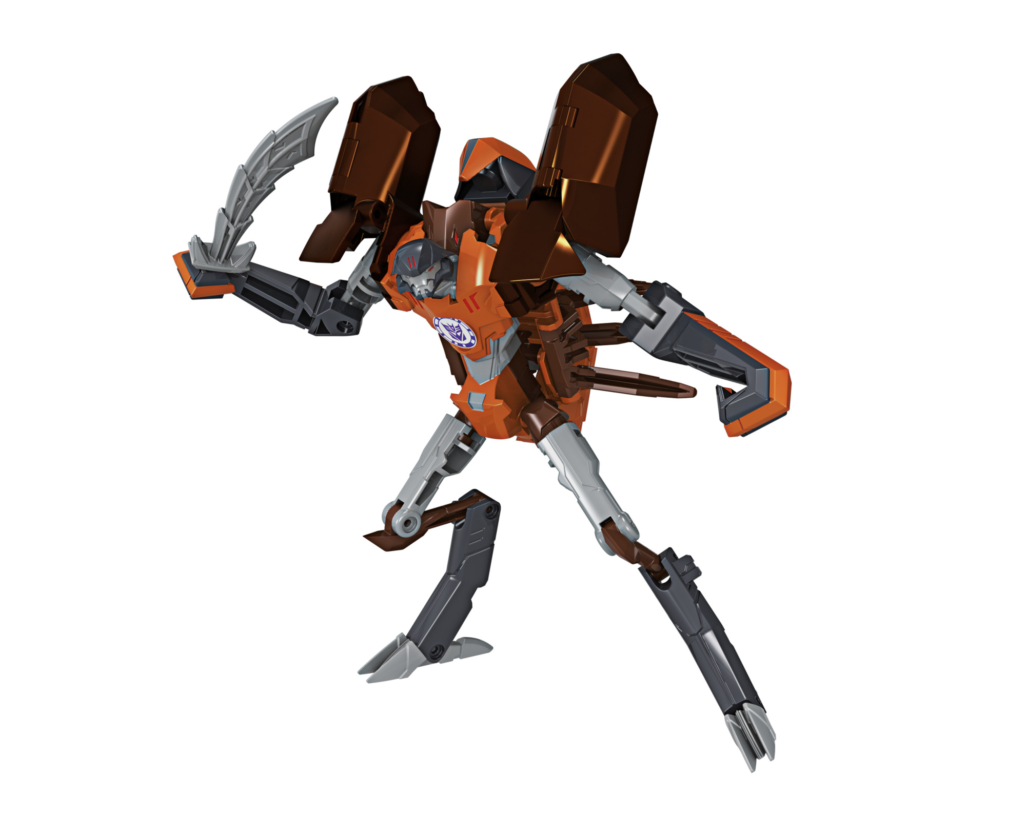 Robots in Disguise Warrior Class ficial Transformers