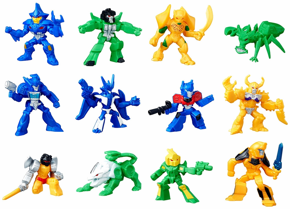 Transformers Tiny Titans Series 6 Images Transformers