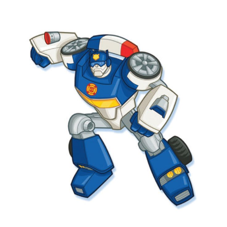 Rescue Bots Mayor May Not And Ghost In The Machine