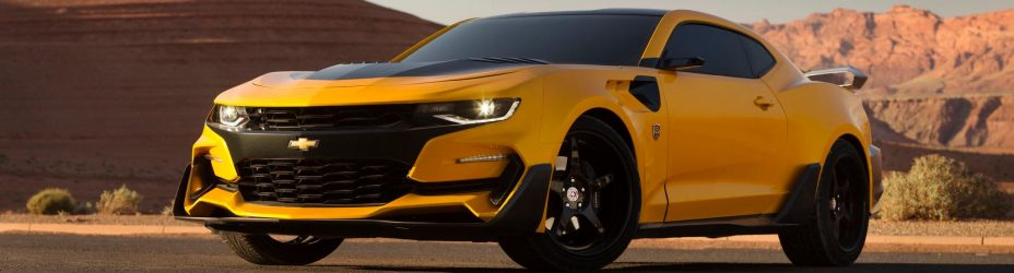 Transformers  The Last Knight - Bumblebee Alt-Mode Revealed