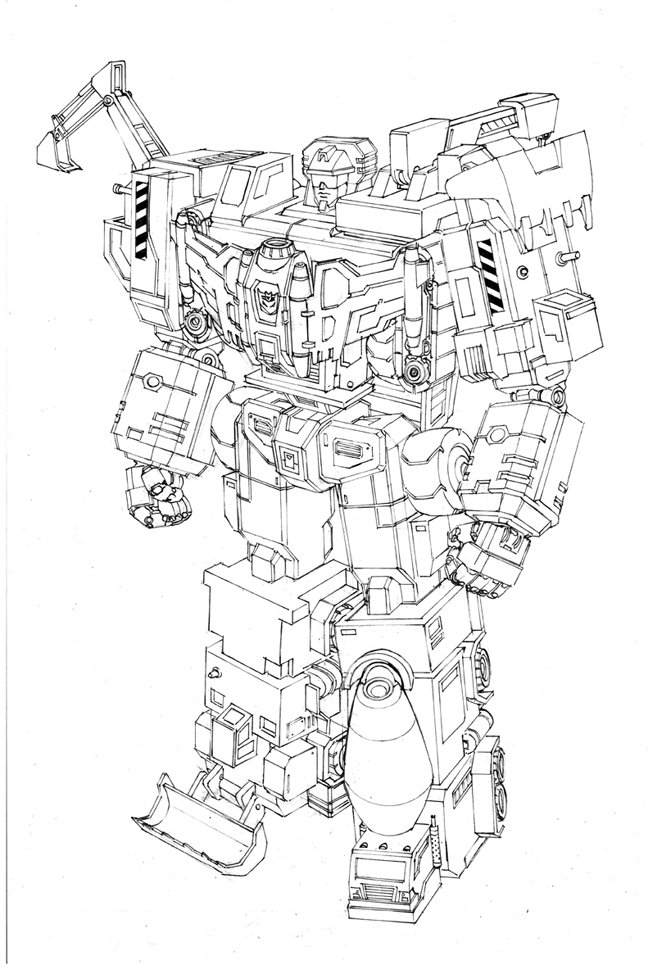 hasbro transformer coloring pages - photo#37