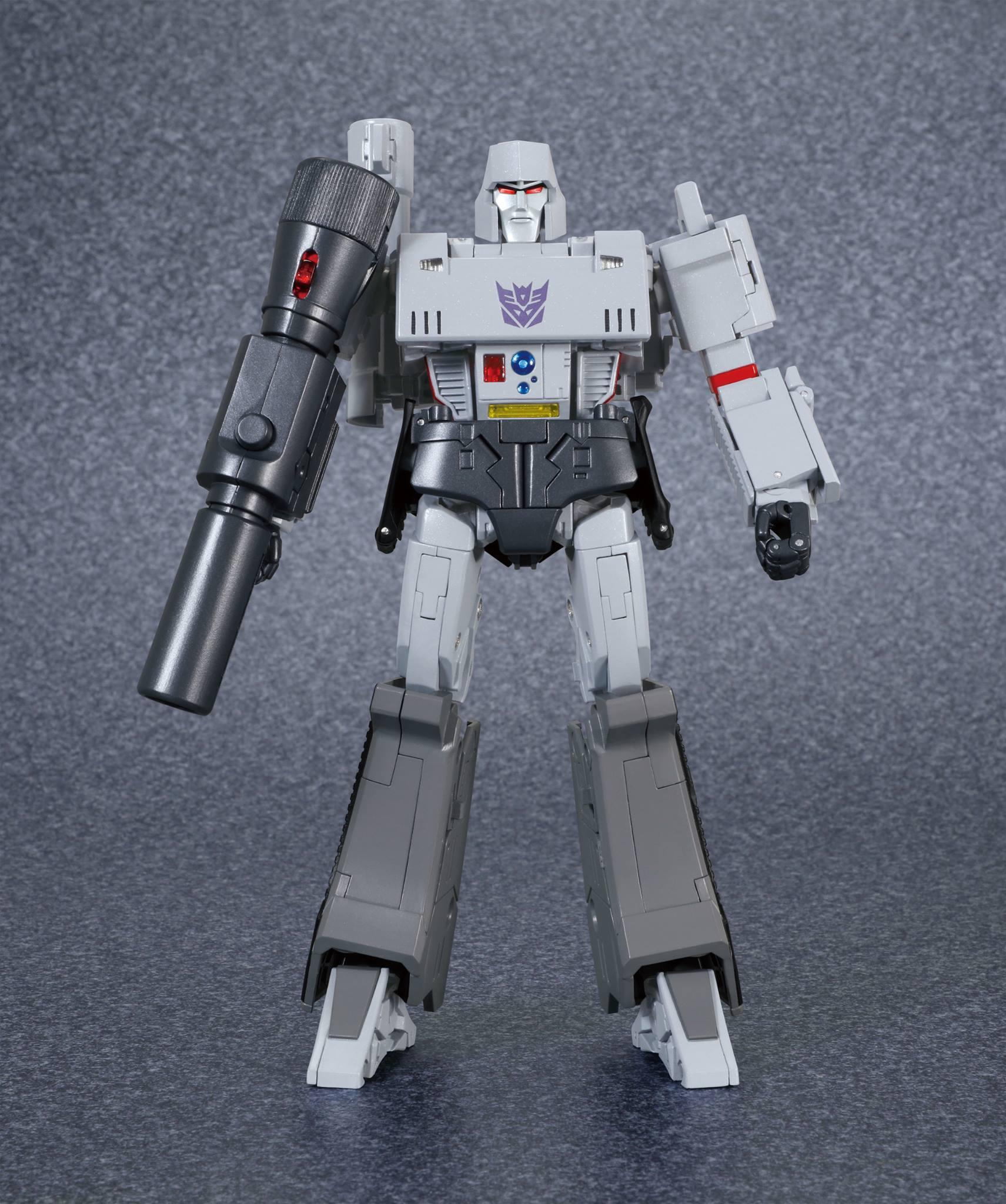 Masterpiece Megatron V2 Official Images Transformers