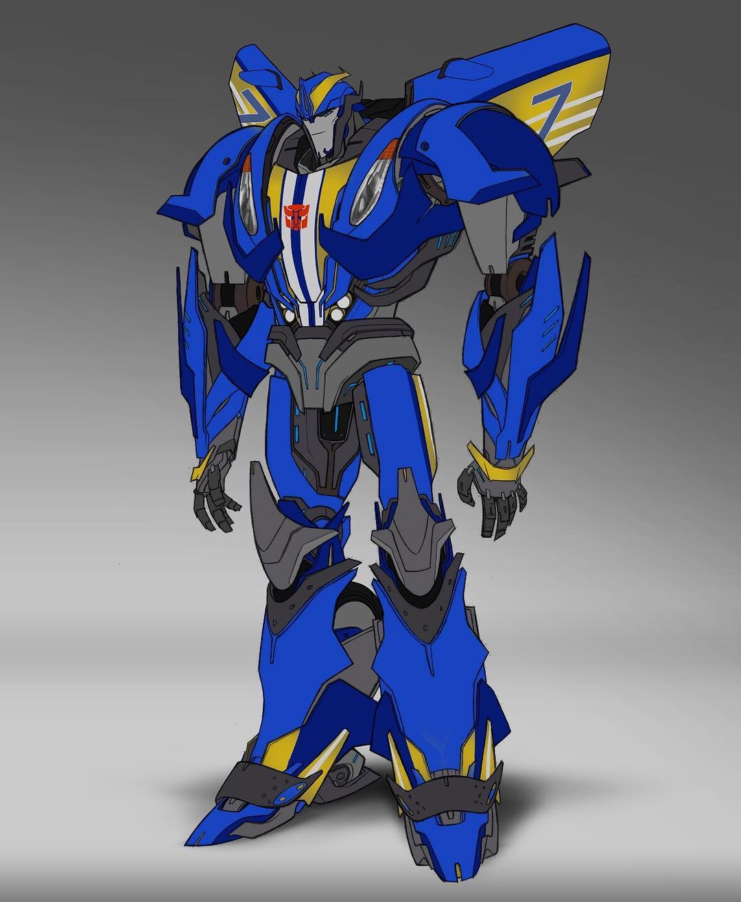 More Transformers Prime Concept Art By Jose Lopez