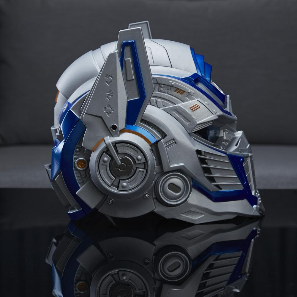 Transformers The Last Knight Optimus Prime Voice Changer Casque