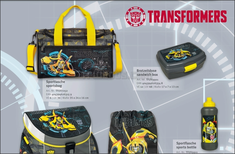 Transformers Official Licensed Merchandise From London Toy