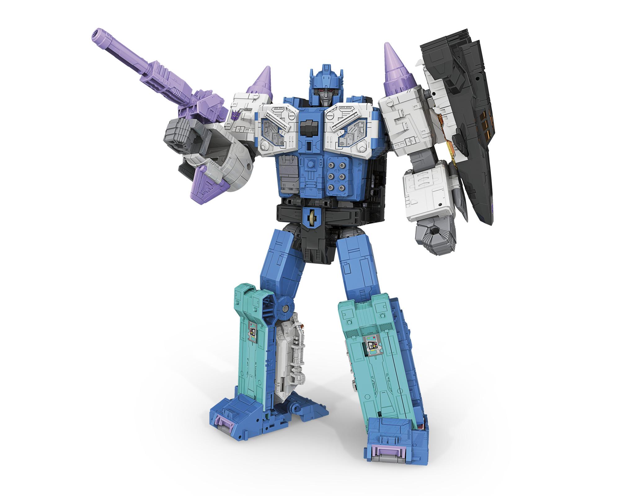 Transformers Generation Titans Return Freezeout /& Topspin Figure MIB New