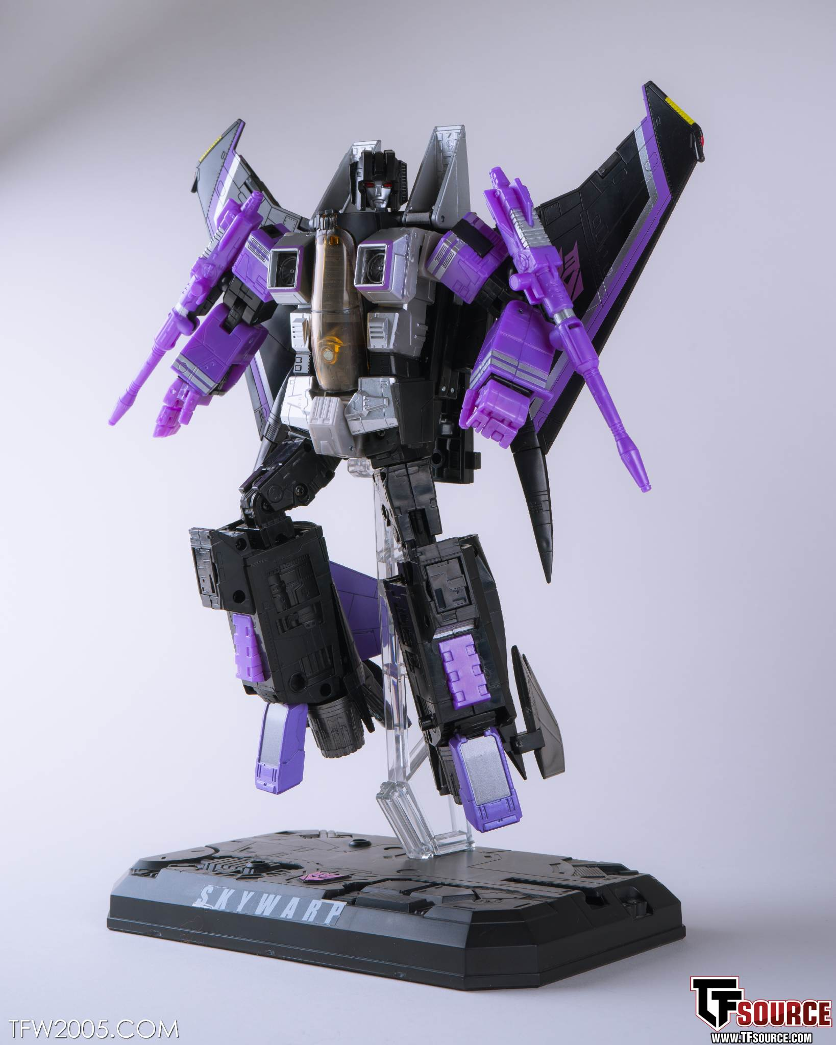 Transformers Masterpiece MP-11 SW Skywarp Action Figure Toys