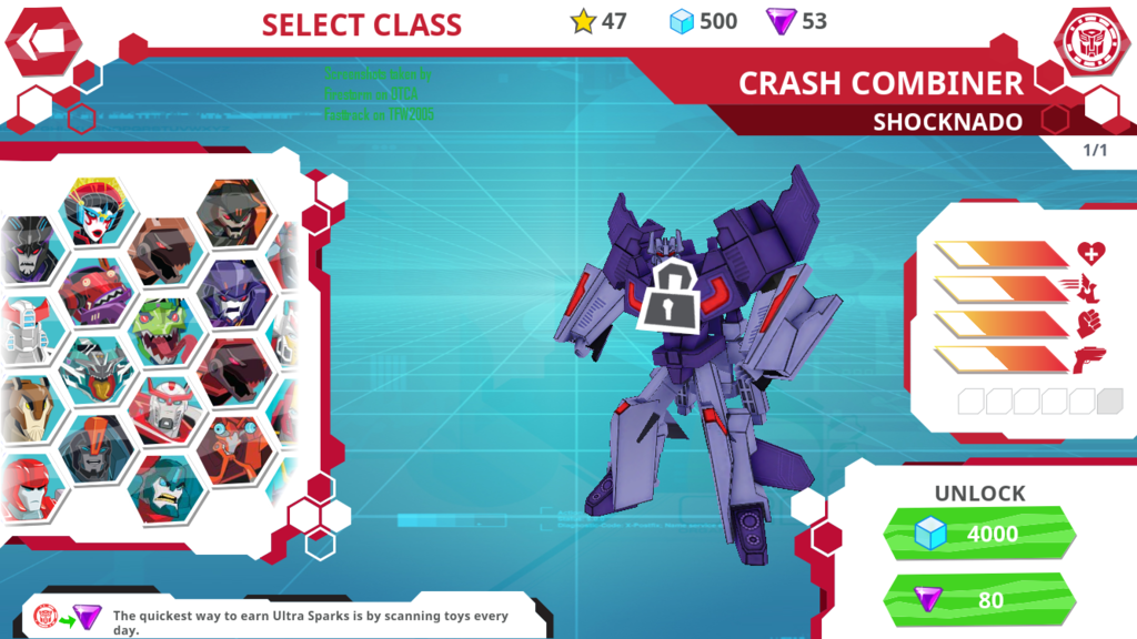 Robots In Disguise App Update Brings New Characters