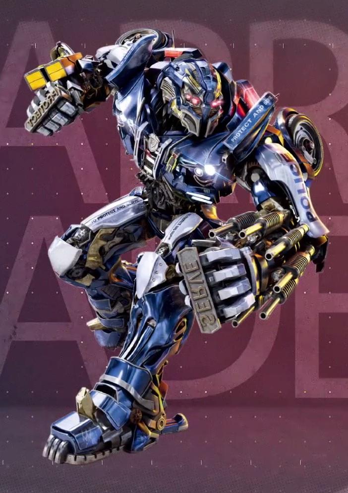transformers the last knight cgi package art  optimus