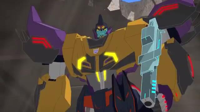 transformers robots in disguise season 3 combiner force