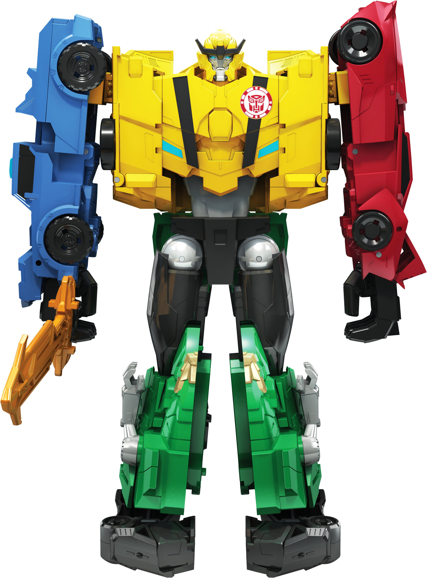 Toys For Robots : Toy fair robots in disguise official images