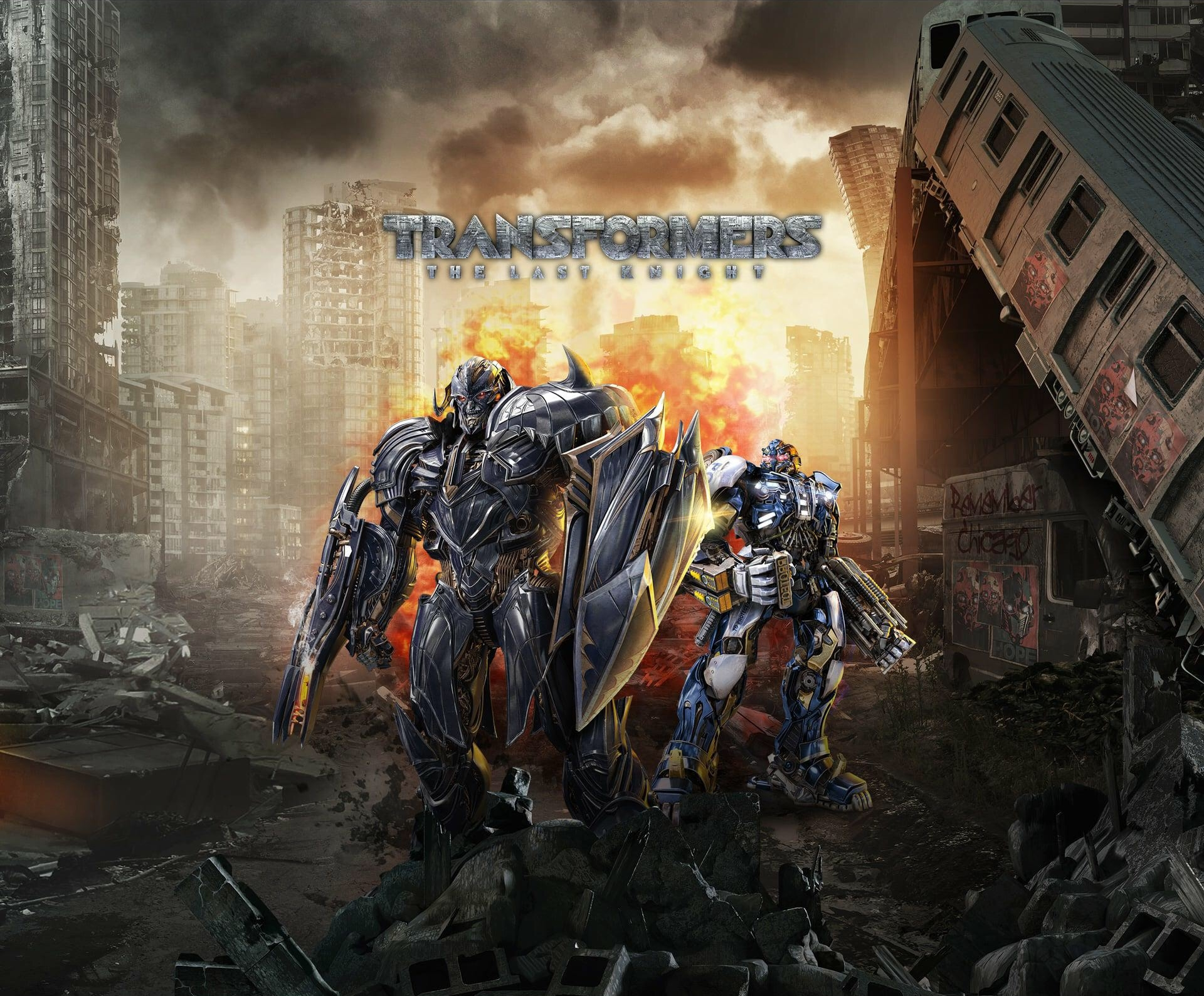 Transformers: The Last Knight App Available For Download