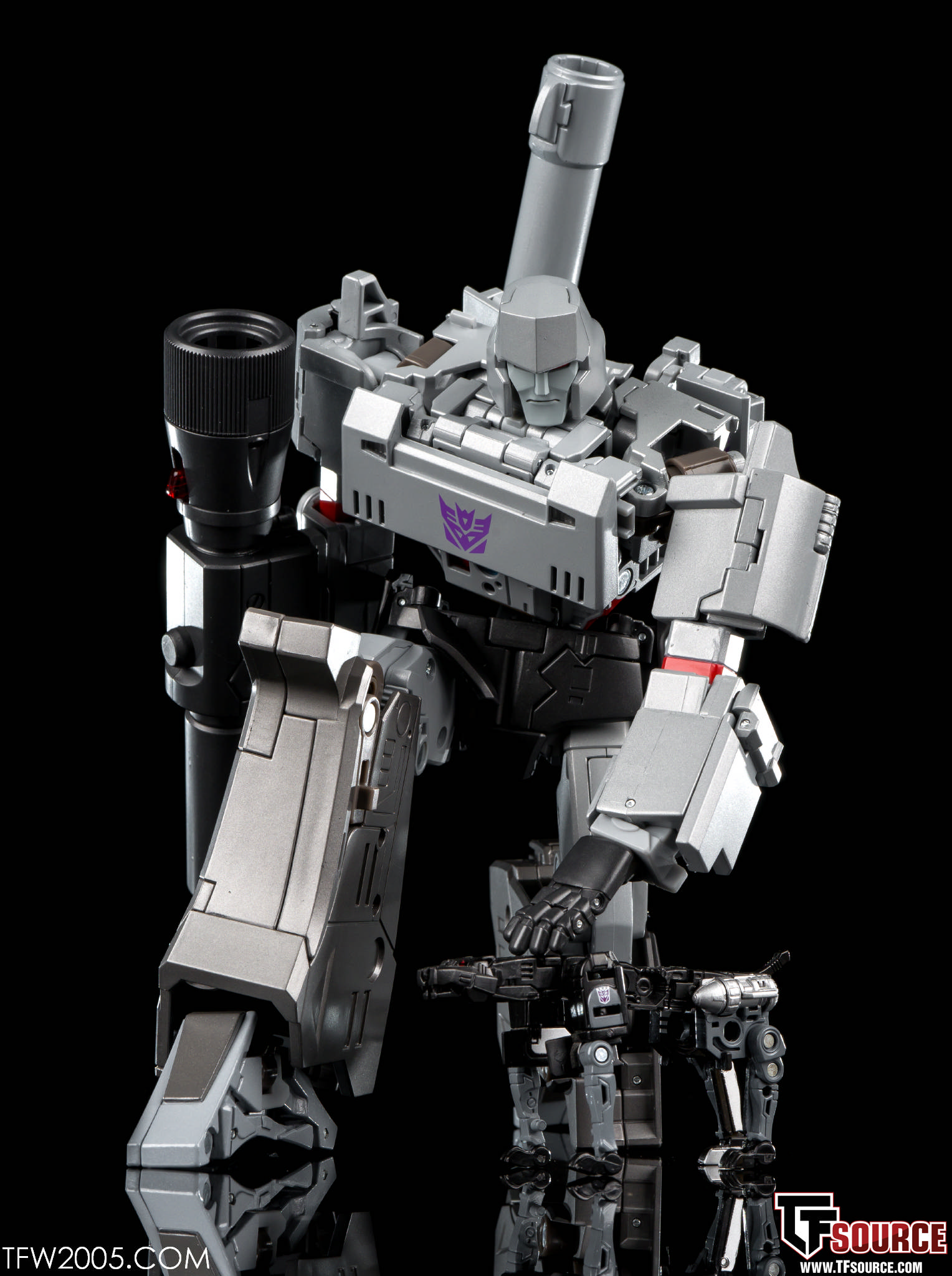 MP-36 Masterpiece Megatron In-Depth Gallery - Transformers