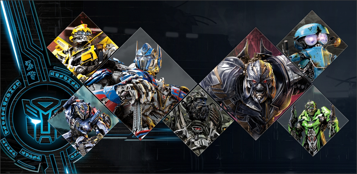 official hasbro transformers the last knight toyline