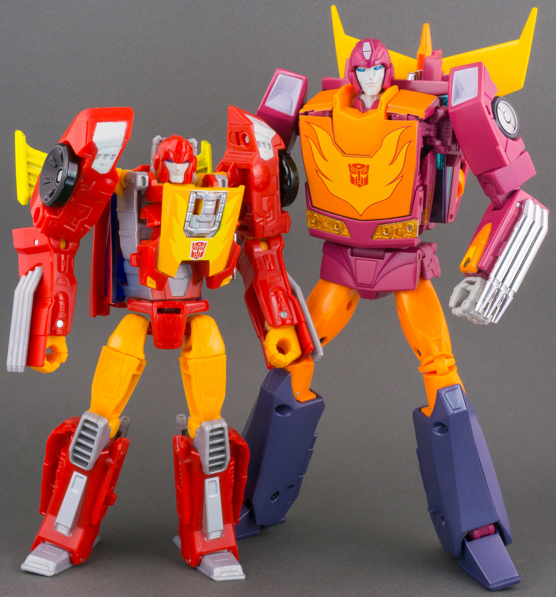 TFW2005's Titans Return Hot Rod Gallery - Transformers ...