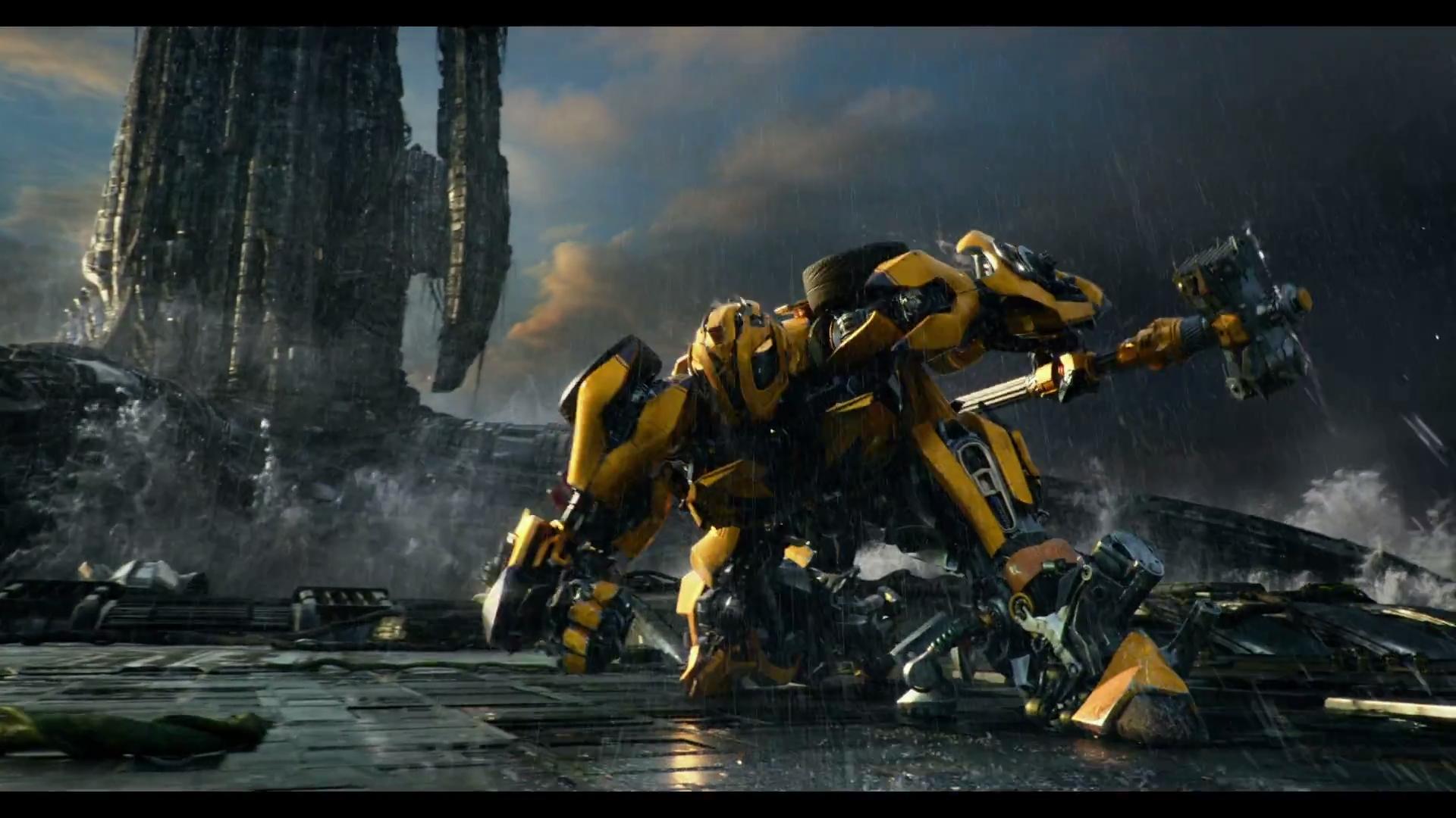 transformers the last knight online spot  it begins