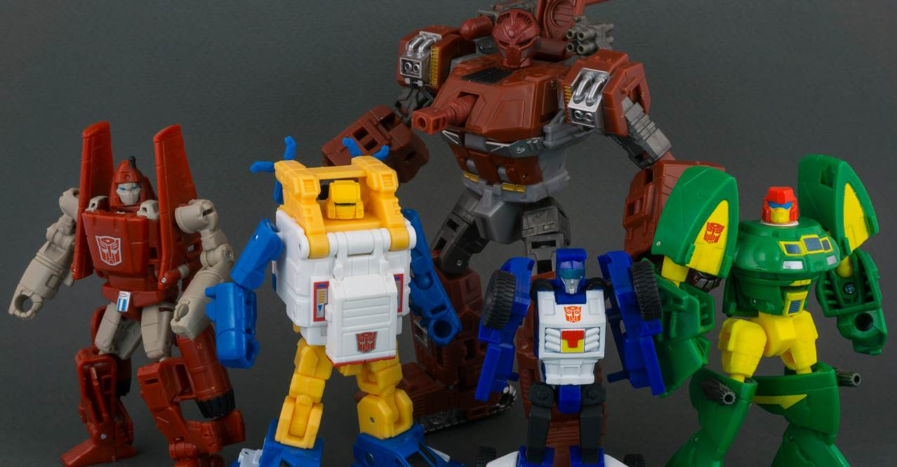 TRANSFORMERS Generations Titans Return Legends Seaspray ACTION FIGURE NEW