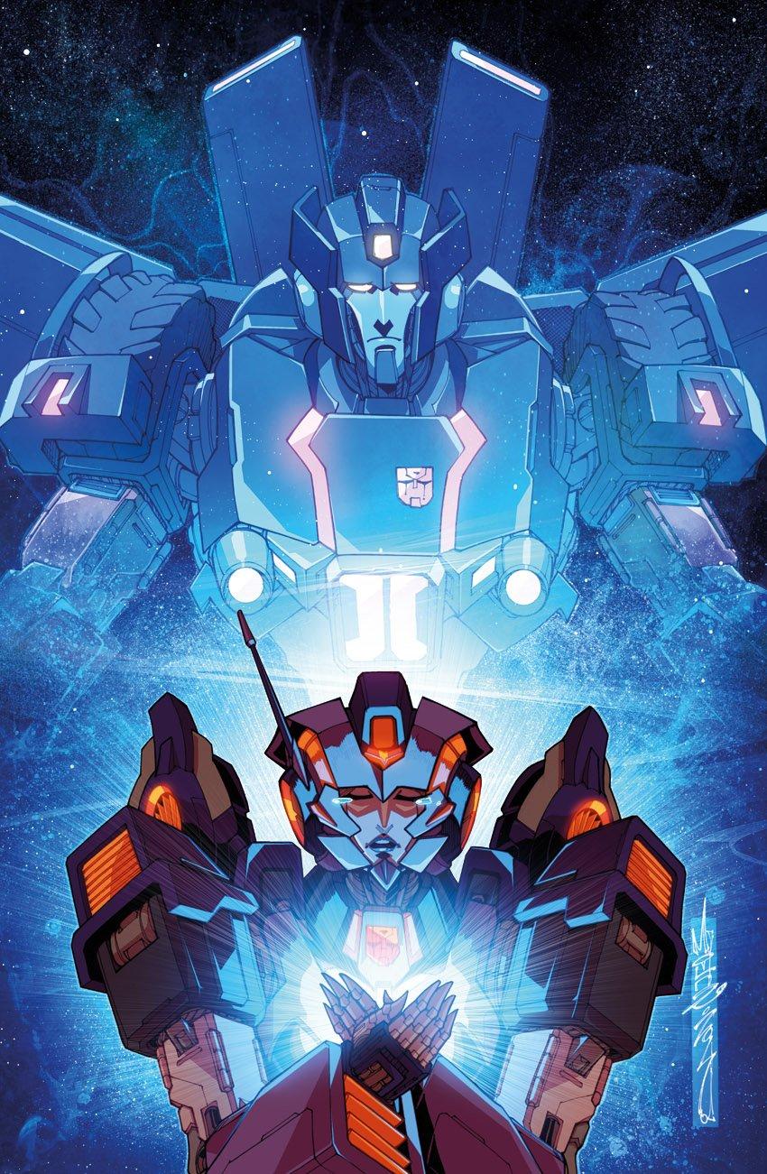 Idw Transformers Lost Light Vol 2 Tpb New Cover Art
