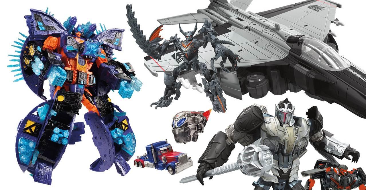 MISB Transformers Movie 5 Last Knight Leader Class Dragonstorm Toys Hero